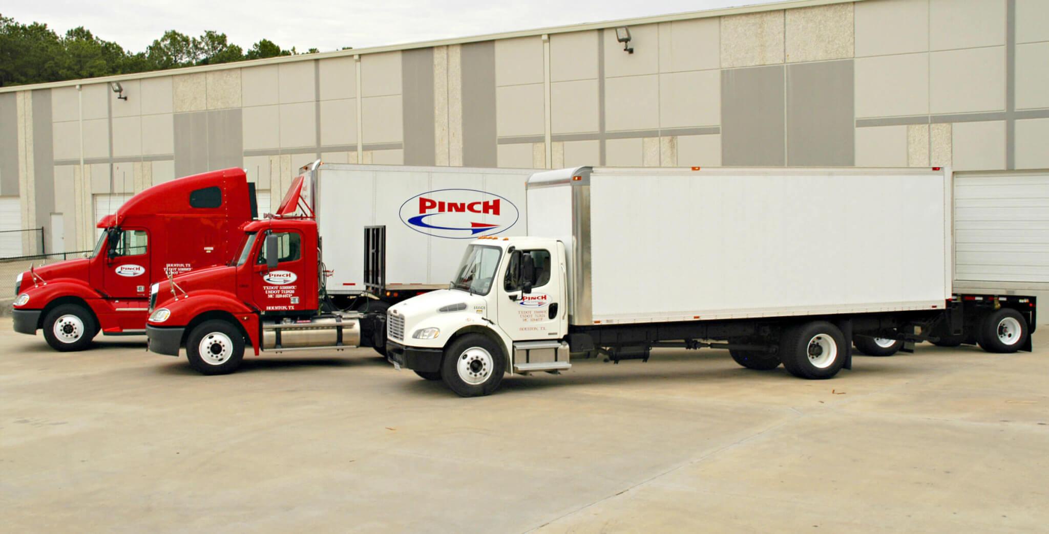 Pinch Trucks