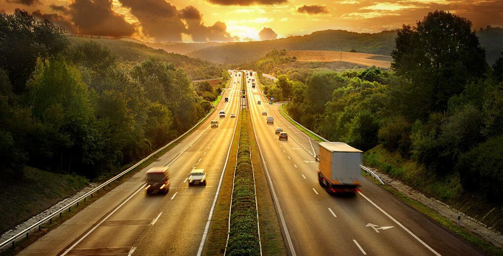 Truck driving jobs can let you see the world!