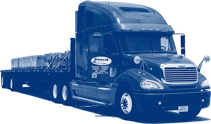 pinch-trucking